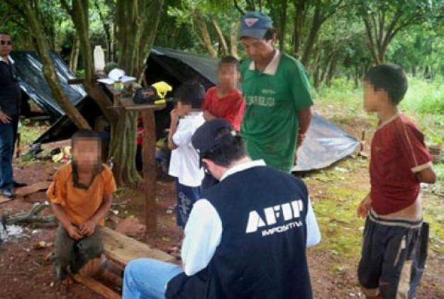 Rescatan siete trabajadores en situación de trata