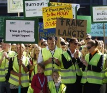Cobran protagonismo los sindicatos europeos