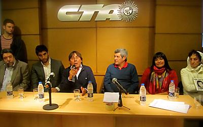 Con apoyo de Moyano, Micheli ratificó los comicios