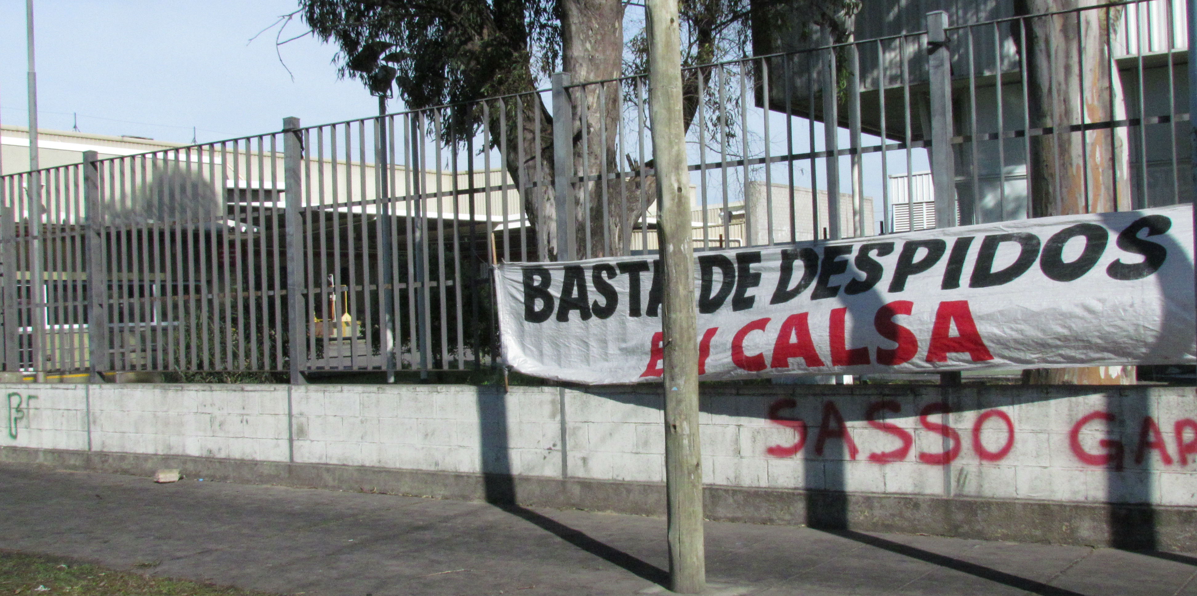 Denuncias penales y nueva reunión en Calsa