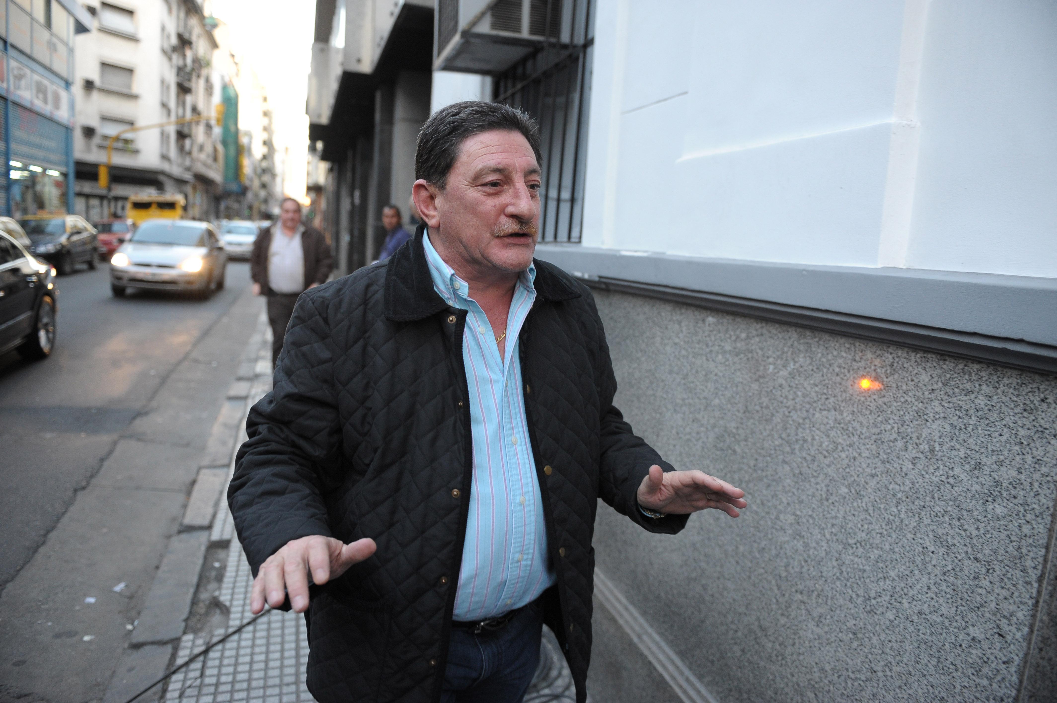 Urribarri sumó otro apoyo: el tachero Viviani