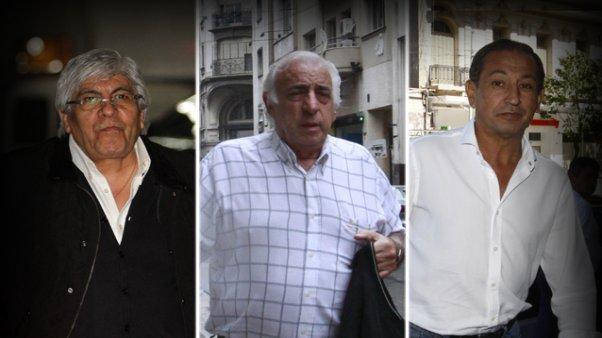 Moyano, Maturano y Fernandez planean otro paro