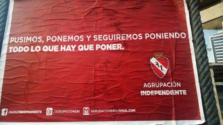 """Sincericidio de Moyano sobre """"la plata"""" en el Rojo"""