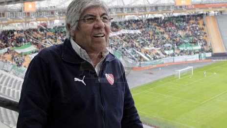 Moyano va por todo en Independiente