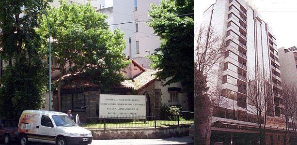 Hotel de Camioneros derivó en escándalo por coimas