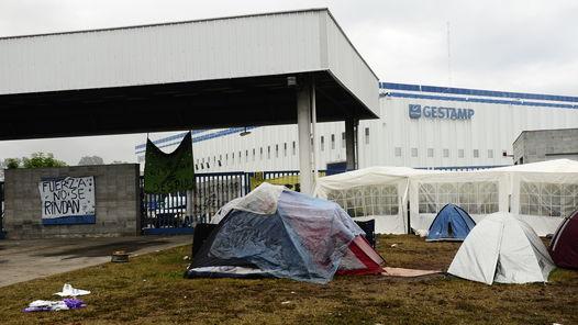 Gestamp: Scioli revocó la conciliación obligatoria