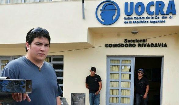 Siguen detenidos cinco dirigentes de la UOCRA