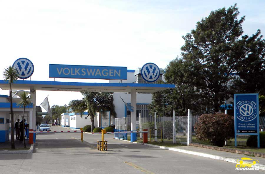 Volkswagen suspende 1.100 operarios