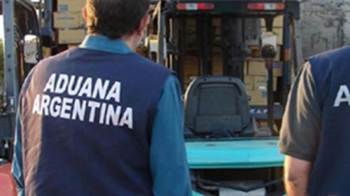 Tregua en el conflicto con aduaneros