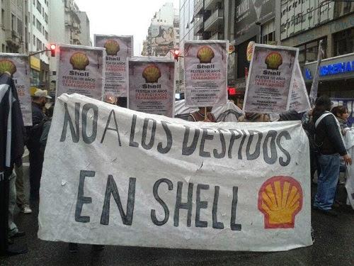 La justicia ordena a Shell reinstalar un despedido