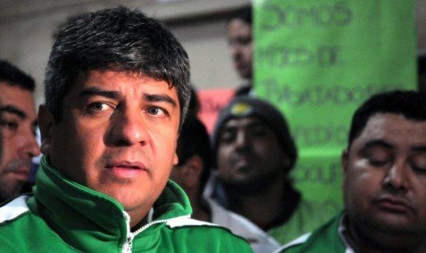 Pablo Moyano con más críticas desde Bulgaria