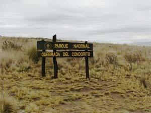 Cerrarán los parques nacional el fin de semana