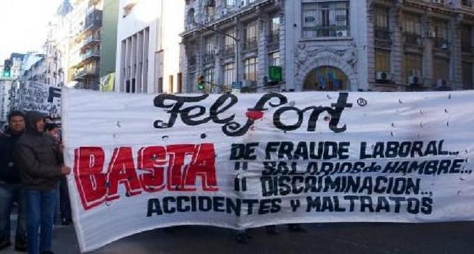 Nuevo corte por los despidos en Felfort