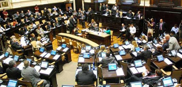Se aprobó la ley de paritaria para municipales