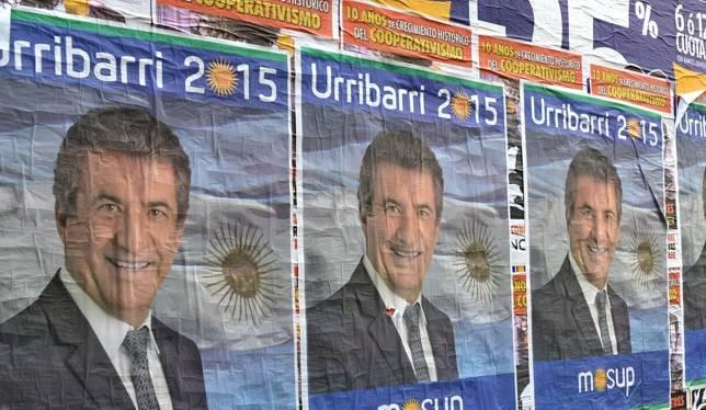 Acto sindical en apoyo a Urribarri