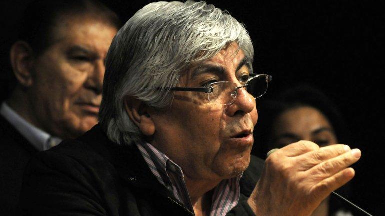 Moyano apoyo la frase de Méndez sobre la dictadura