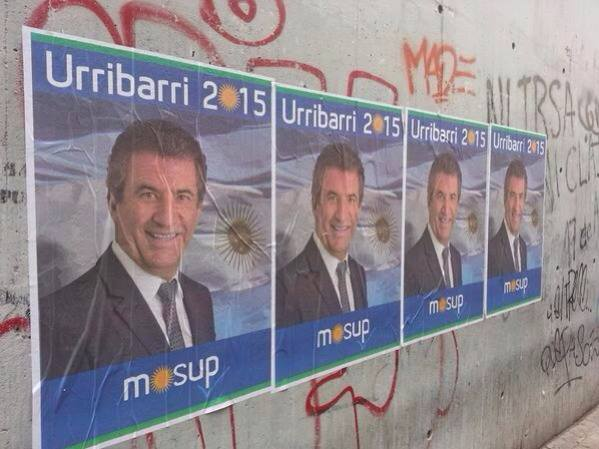 Uribarri se lanza con apoyo gremial
