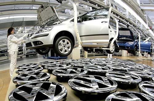 4 mil suspensiones en Volkswagen