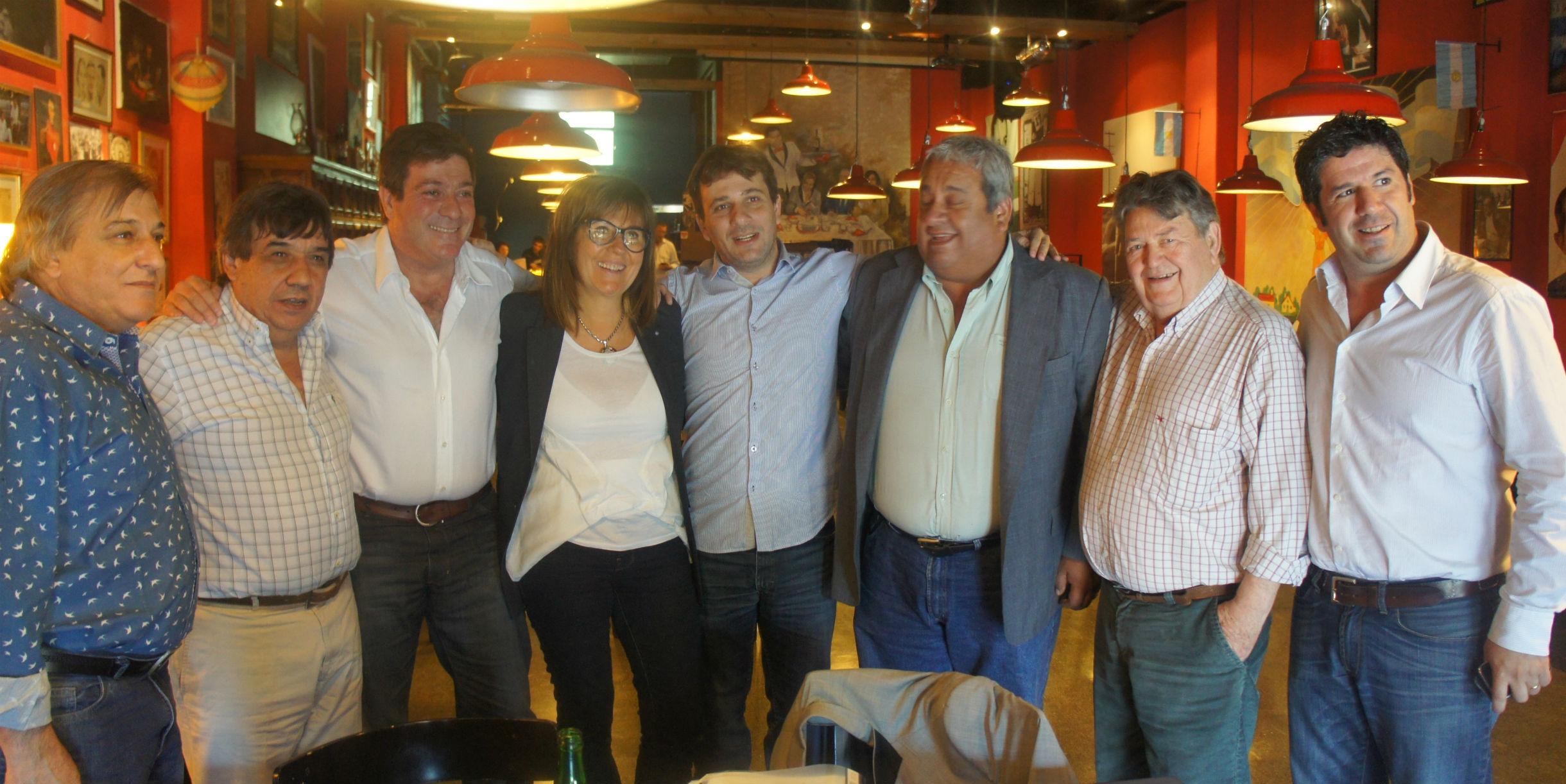 Municipales con Mariotto por las paritarias