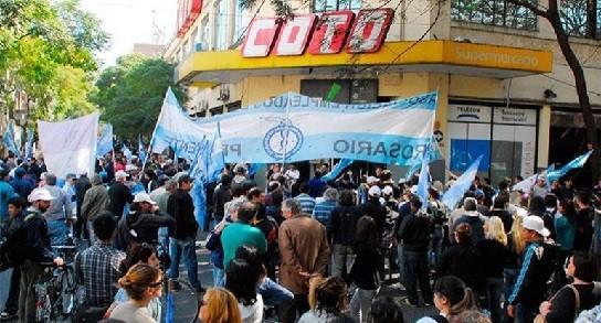 Sigue el conflicto con COTO en Santa Fe y Rosario