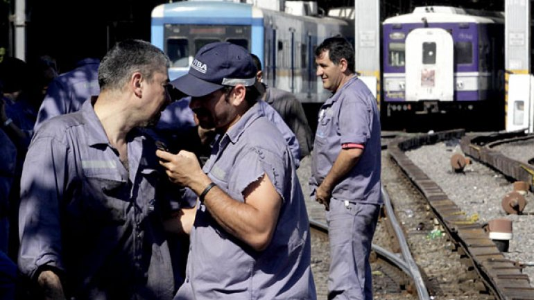 Ferroviarios: Kirchnerismo Vs massismo