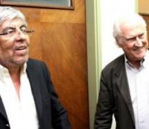 Pino coquetea con Moyano y Venegas