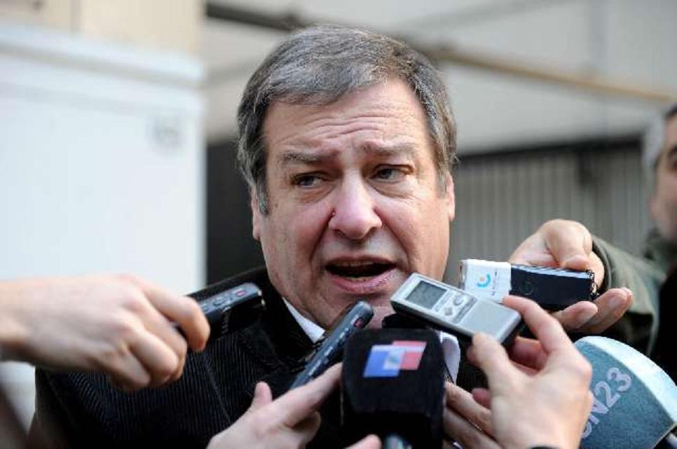 "Mario Calegari: ""Es un alivio"""