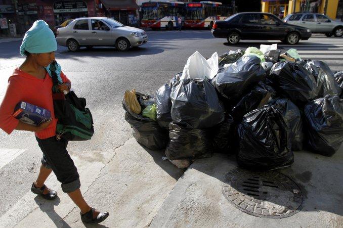 Moyano y Macri pactaron la recolección de residuos