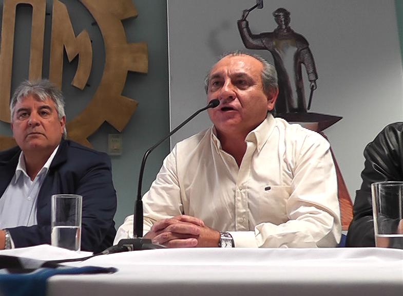 Violencia en un congreso de la UOM Córdoba