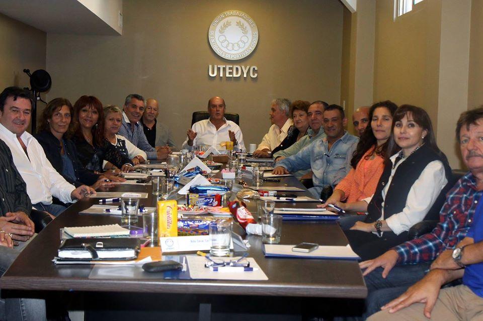 Bono de fin de año para trabajadores de UTEDyC
