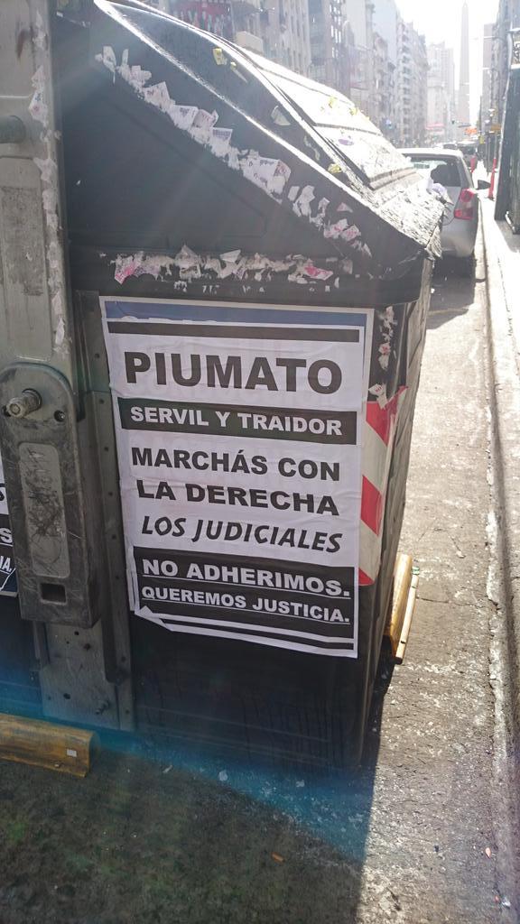 Factura para Piumato