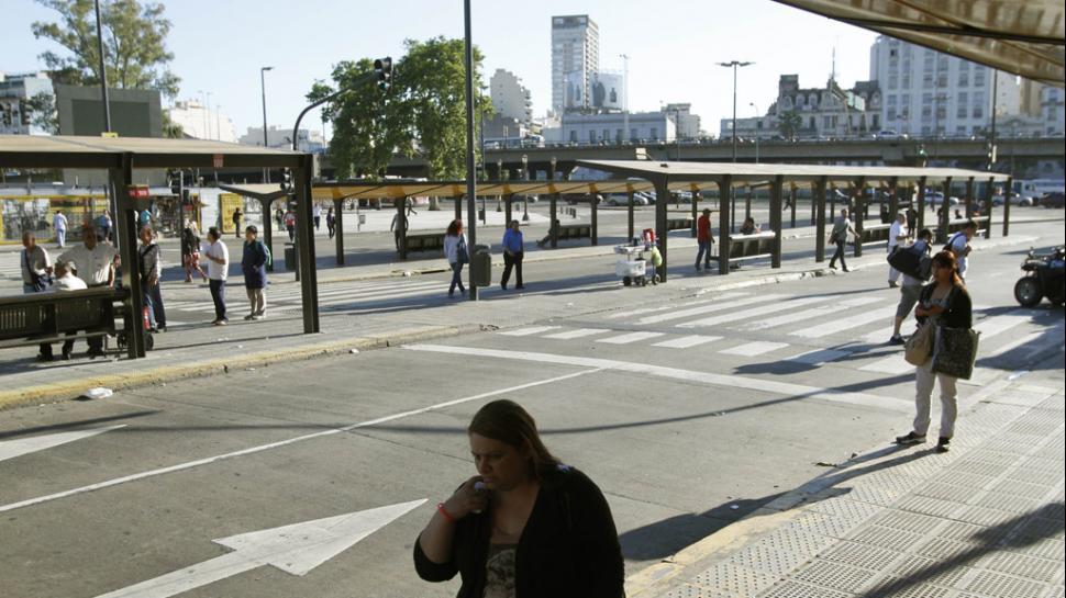 Gestiones para frenar el paro de transporte