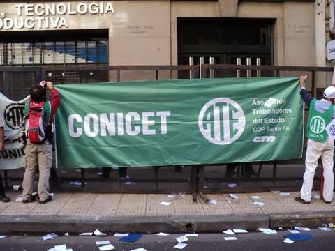 ATE-CONICET quiere oír a los presidenciables