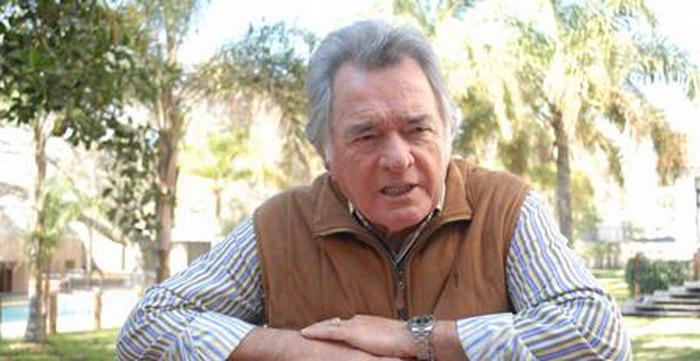 Barrionuevo lanzó su candidatura a gobernador