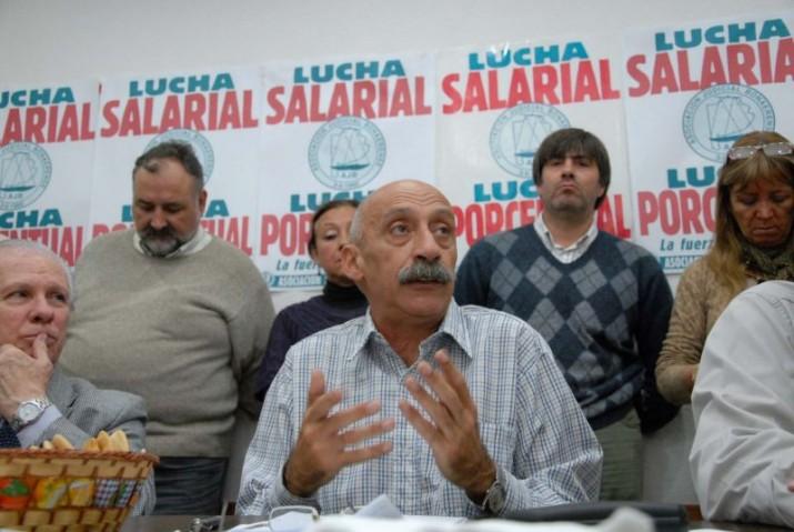 Los judiciales rechazan otra oferta de Scioli