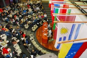 El ESNA se solidariza con Venezuela