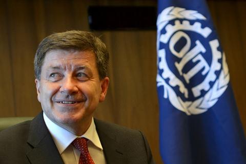 "OIT: ""Argentina da importancia a temas laborales"""