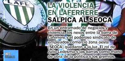 La violencia en Laferrere salpica al SEOCA