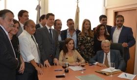 Firman el CCT en la Auditoría General de la Ciudad