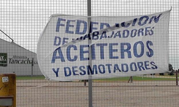 LIberaron a los aceiteros detenidos en La Rioja
