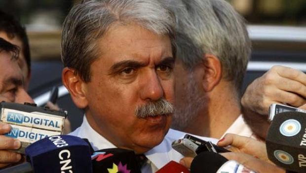 Anibal Fernandez desmintió cambios en Ganancias