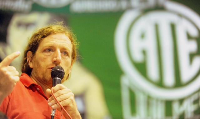 ATE bonaerense pide reapertura de paritarias
