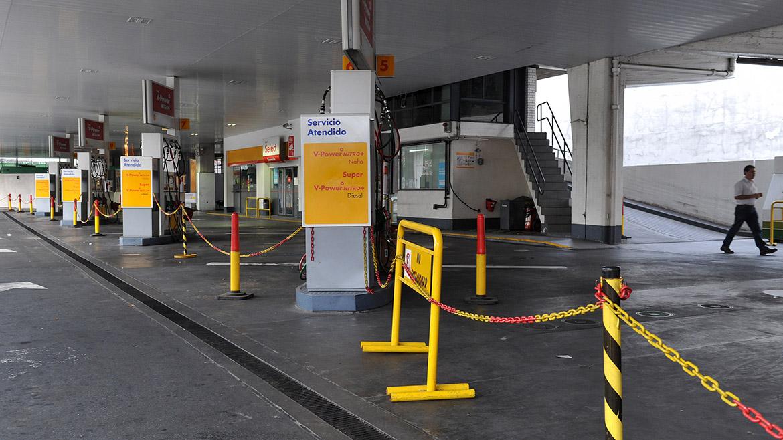 Amenaza de paros en estaciones de servicios