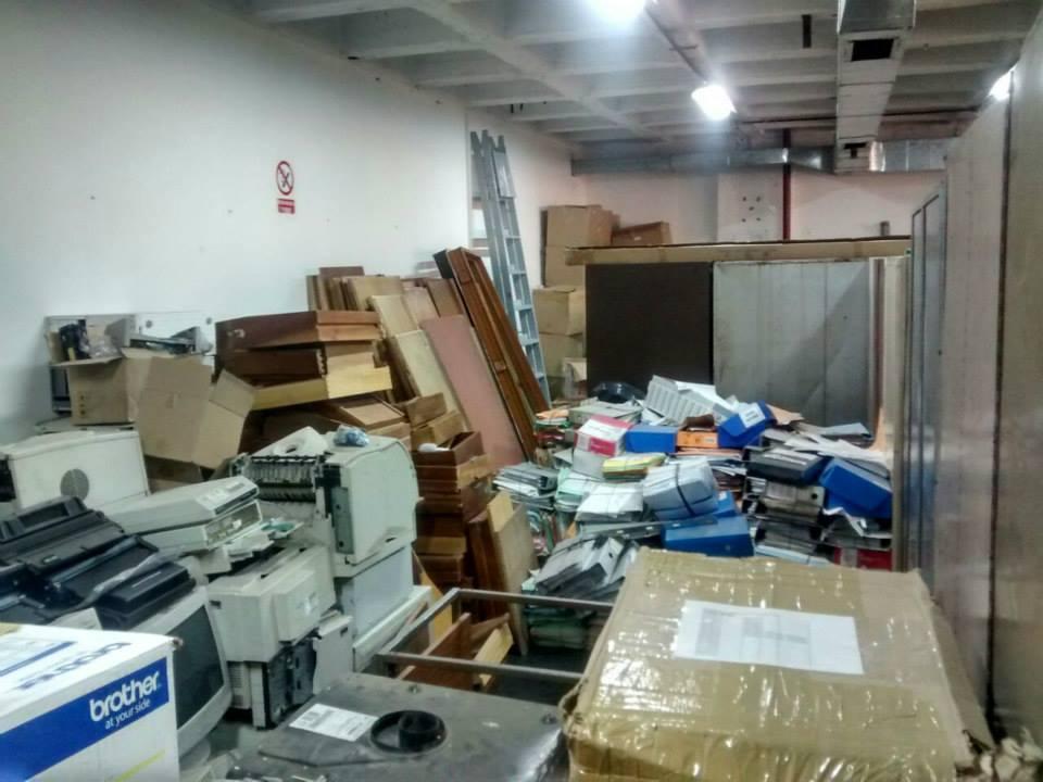 Trabajadores denuncian riesgo edilicio en la UBA