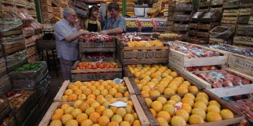 Mercado central correntino: 100% de empleo informal