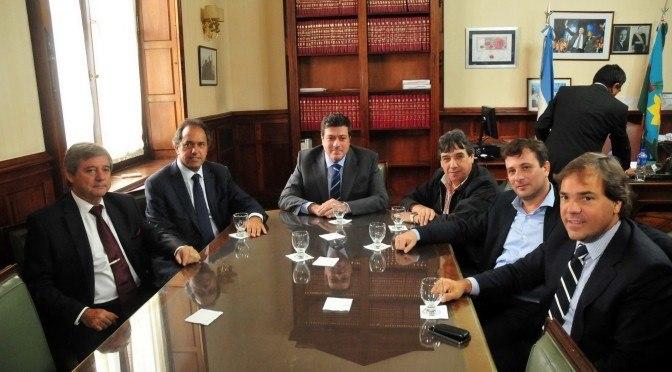 Municipales preparan el convenio base para las paritarias