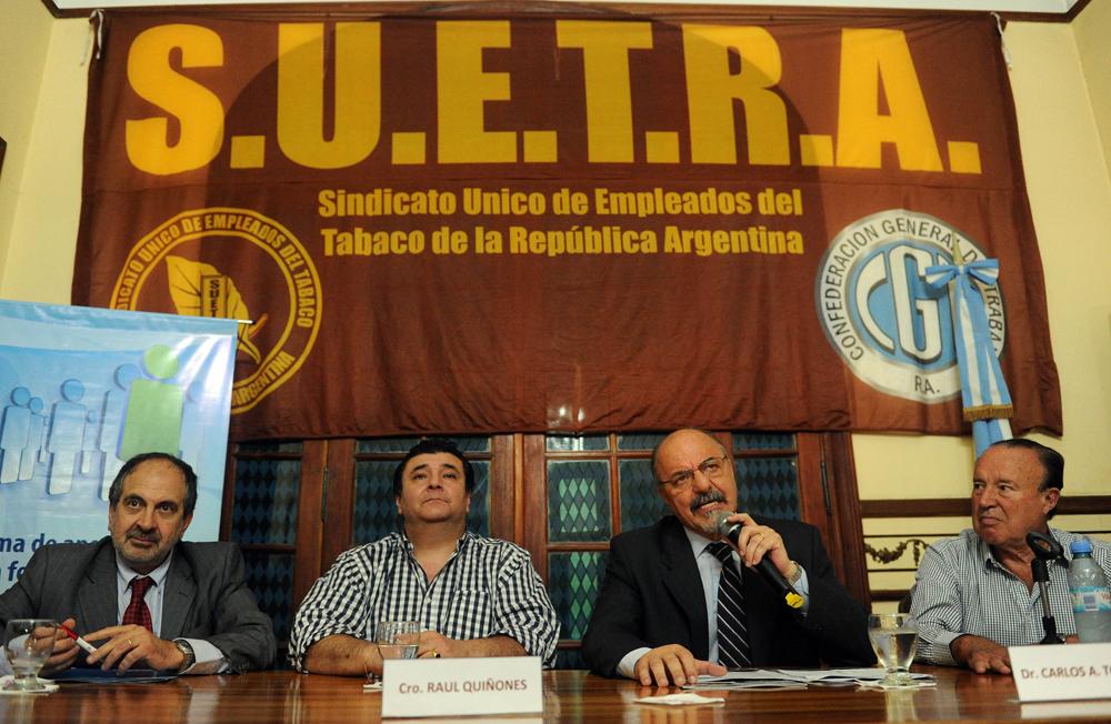 Obreros del tabaco acordaron 33%