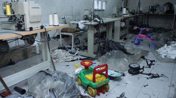¿PROtejen los talleres clandestinos?