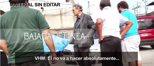 Trabajadores de prensa repudiaron ataque a VHM