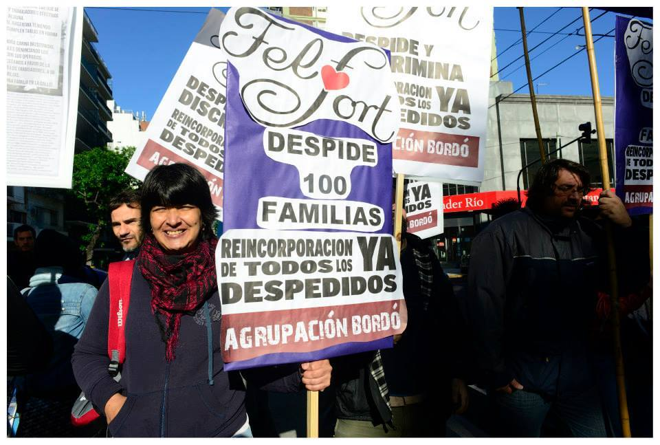 La justicia reinstala a una trabajadora de FelFort